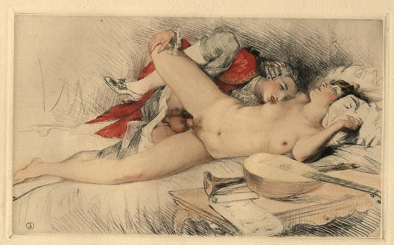 Порно секс картинки знаменитых художников, толстый хуище в очко