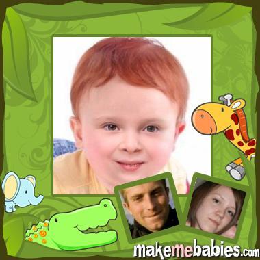 приложение лицо будущего ребенка