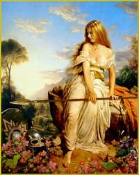 Какой героиней вы стали бы в средневековой литературе? 50781742
