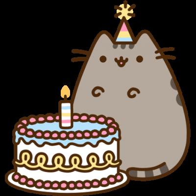 Поздравление с днем рождения эмодзи
