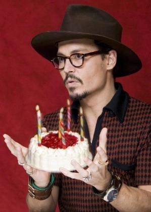 Поздравления с днем рождения от джонни деппа