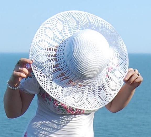 Автор:Admin. летние шляпы крючком - Джинсы.
