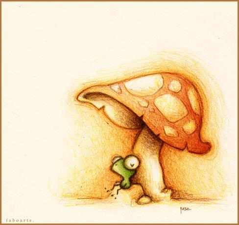 теплые рисунки: