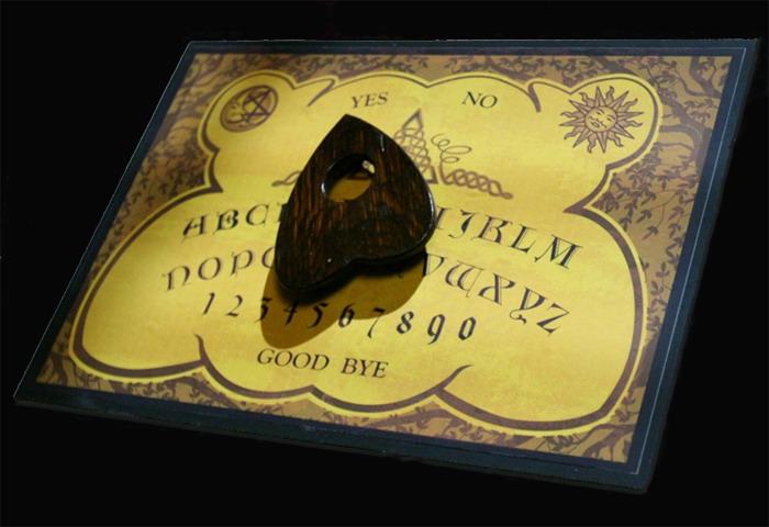 Повар доска для общения с духами как называется гусеничный
