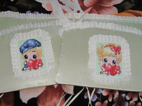 Тёмка родился.  Сыном назвали! мама. это вышивка на боковинки детской кроватки для моего будущего ляльки...
