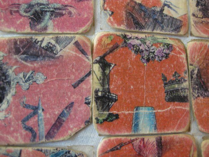 пасьянс разрезанные картинки