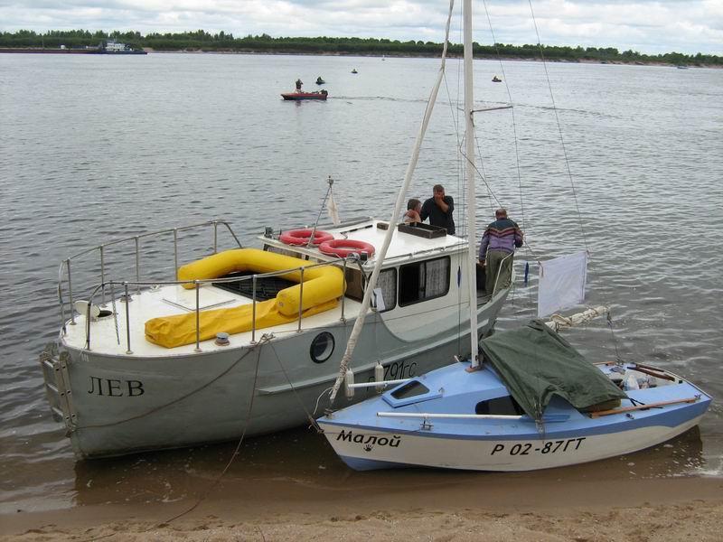 маломерные гребные лодки