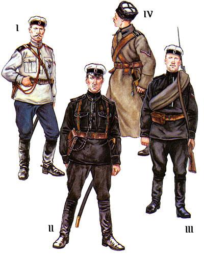 Форма чинов офицерской генерала