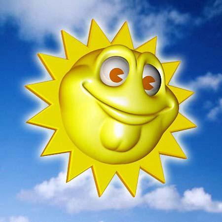 Синоптики пообещали теплую погоду