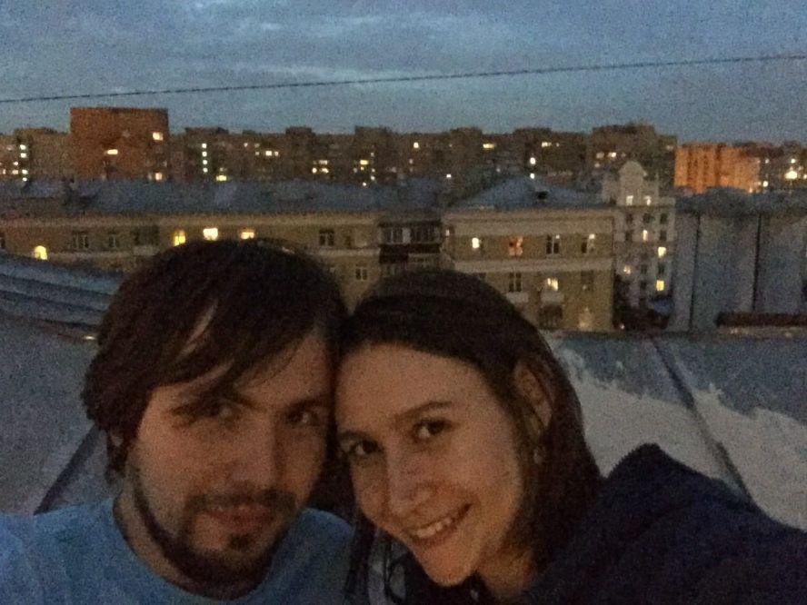 хотела вставить нашу фоточку с крыши, но телеграм не хочет ее показывать((( 342d20ffd75