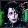 Edward Scissorhands.