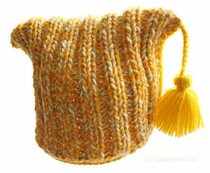 Комментарий: вязание крючком женских шапок Схемы и. схема вязания...