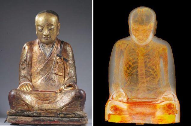 Азиатские мумии — @дневники: асоциальная сеть