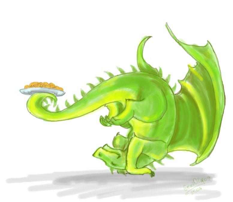 Драконы записи с тегом драконы