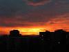 Закат, вид из моего окна 3