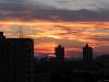 Закат, вид из моего окна 6