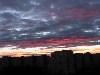 Закат, вид из моего окна 7