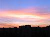 Закат, вид из моего окна 8