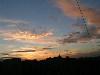 Закат, вид из моего окна 9