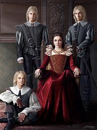 Восхищена. — Замок герцогини-оборотня