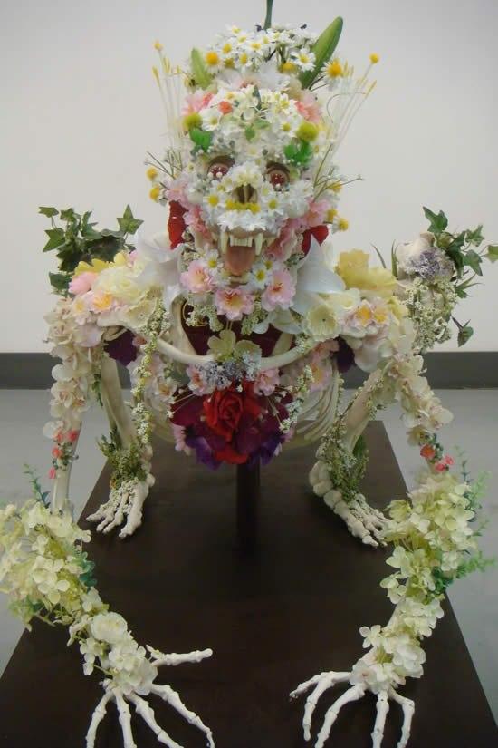 Цветущие скелеты