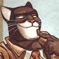 Хозяин котов