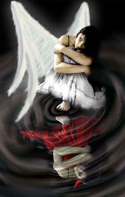 Я не Ангел, я стерва, я Сука... — Все может быть иначе....
