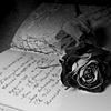 И только роза может раскрыть ве тайны, ведь она...