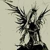 Чёрный Ангел сжёг свои крылья, теперь он не смо...