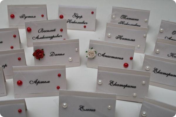 Карточки для рассадки гостей своими руками шаблоны