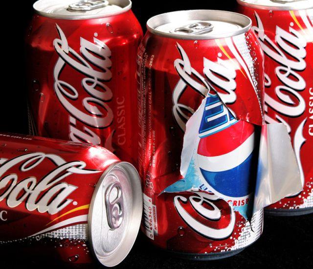 hyper competition pepsi vs coke