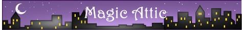 Чердак мыслей о магии