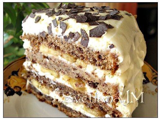 торт популярные рецепты
