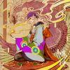 Mononoke TV. Красивейшее аниме. Кого-то, правда...