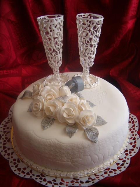 Украшения тортов в домашних условиях