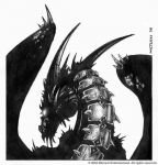 Black dragon -The Shivering Voice Of The Ghost-