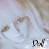 porcelain dolly