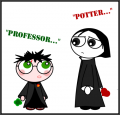 Snape/Harry