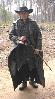 Отец Гаспар де Лара. Капитан отряда Охотников н...