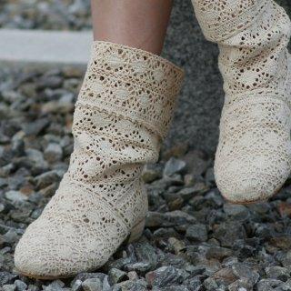 С чем носить вязаные летние сапоги? какие бывают летние сапоги