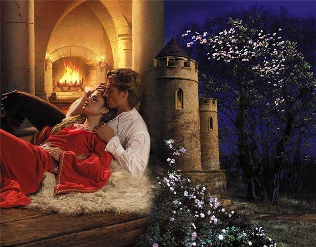 """нежность, нежность, романтика, любовь.  Предпросмотр схемы вышивки  """"нежность """"."""