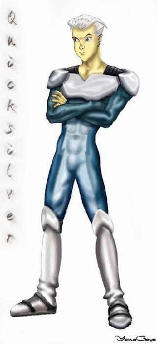 X men evolution quicksilver
