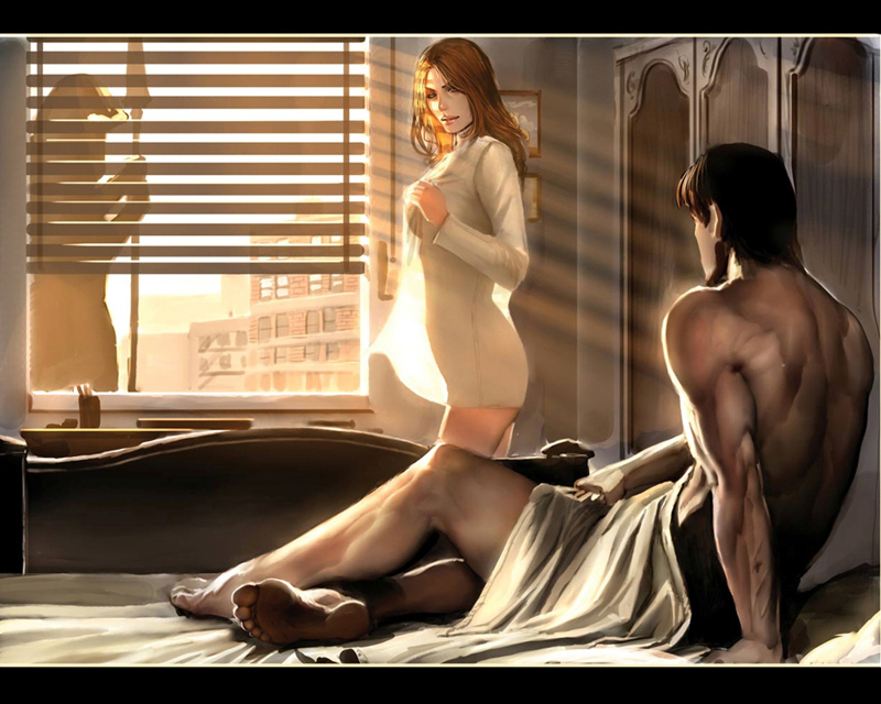 Wallpapers Love Couples in love Fantasy Photo 104496.