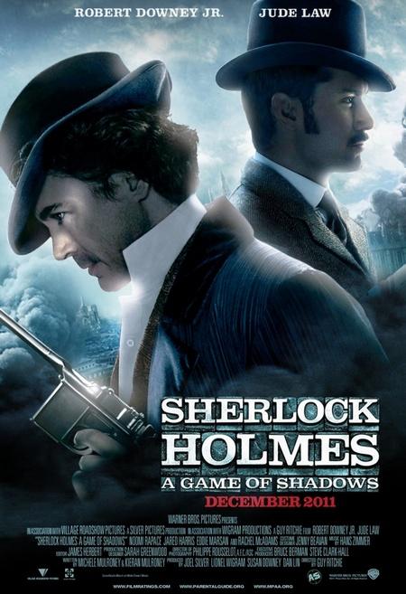 смотреть онлайн фильмы бесплатно шерлок холмс игра теней: