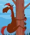 Лошадь@