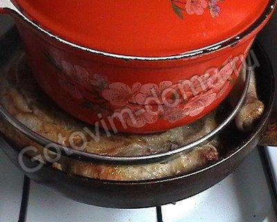 Ингредиенты для. рецепт Цыпленок табака. Как приготовить. курица или