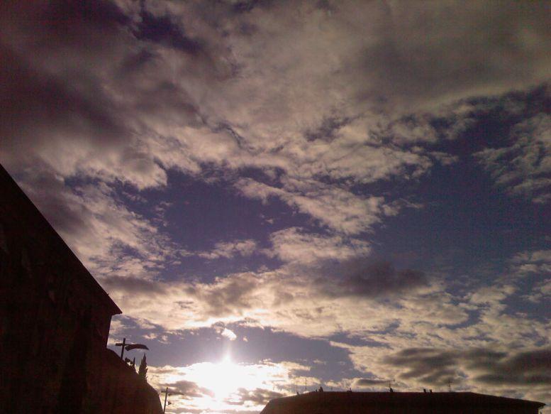 Клочок восхода