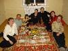 Рождество у Лешиной родни 7 января 2006г.