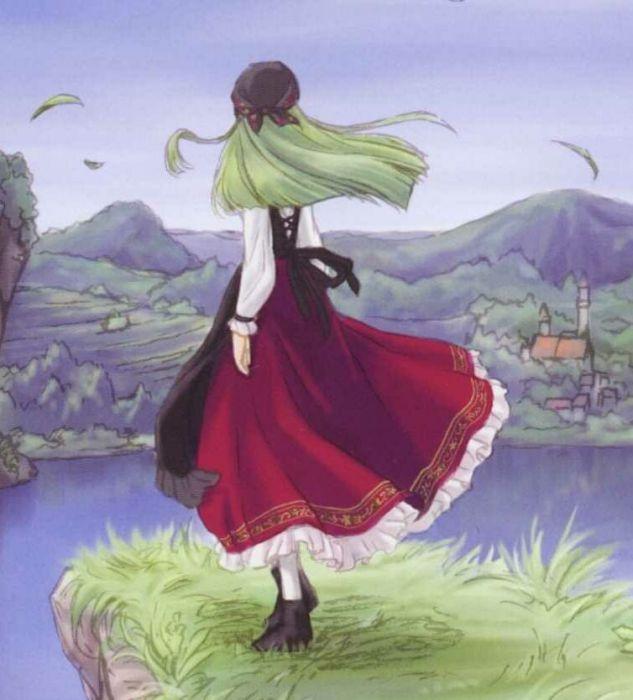 Shi-Tsu, девушка моей мечты