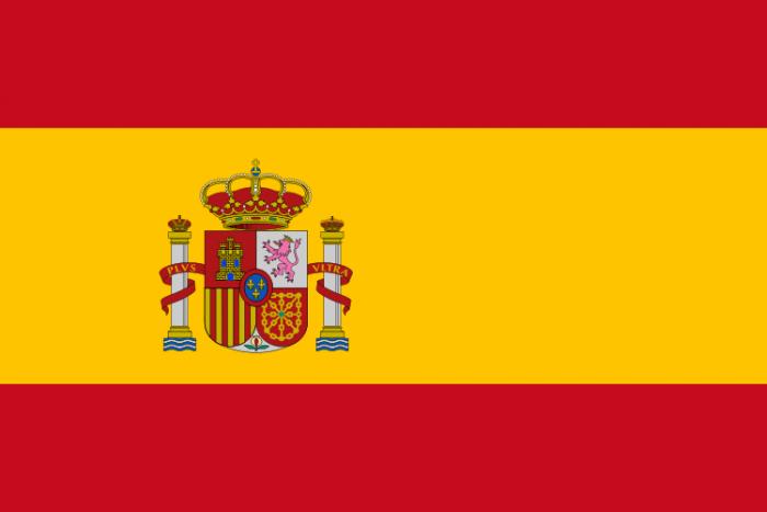 герб испании фото